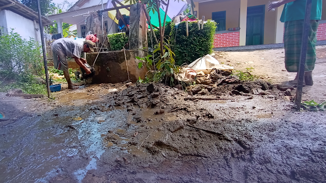 Butuh Air Bersih, Rogoh Gocek Hingga 2 Juta Lebih