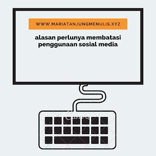 Membatasi Menggunakan Sosial Media