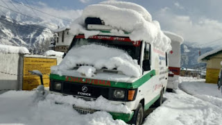 Top 5 Pics Pithoragarh Snowfall