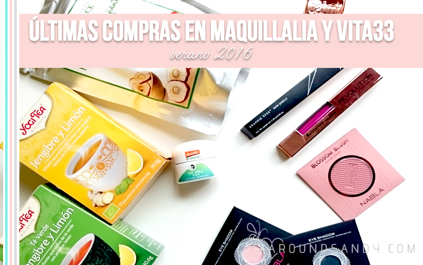 compras maquillalia vita33 nabla mermaid zoeva graphic eyes
