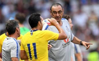 Juventus muốn Pedro Rodriguez trợ chiến Ronaldo, tái ngộ Sarri 2