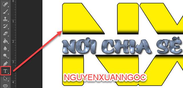tạo logo bằng phần mềm photoshop