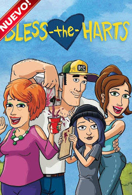 Bless The Harts (TV Series) S01 CUSTOMHD Dual Latino NO Sub 1xDVD