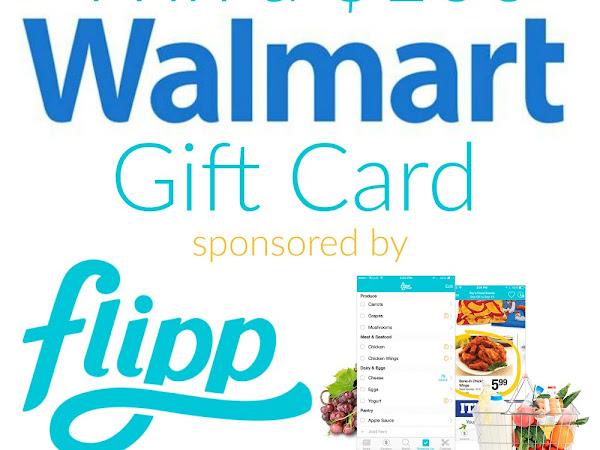 Win a $100 Walmart Gift Card!
