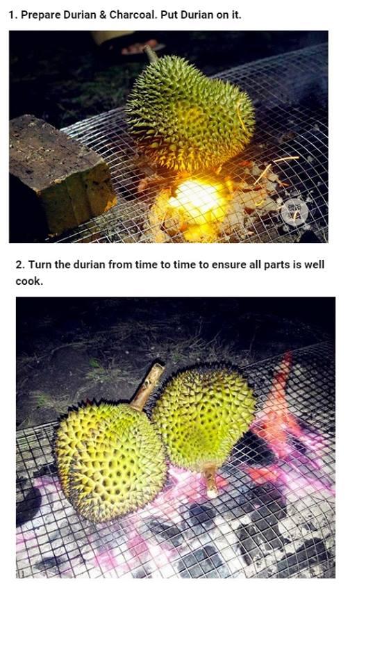 cara-buat-bbq-durian