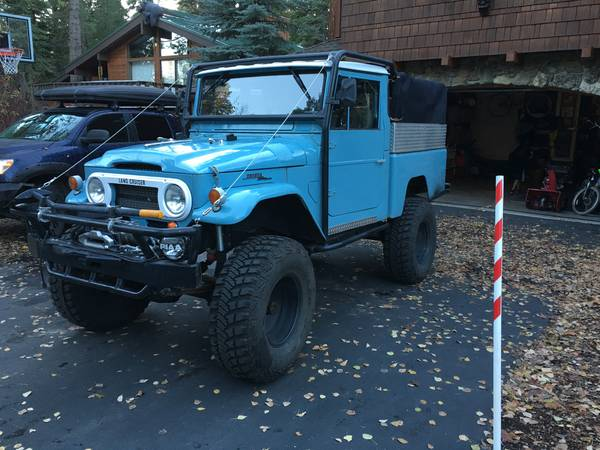 1966 Toyota Land Cruiser FJ45 For Sale