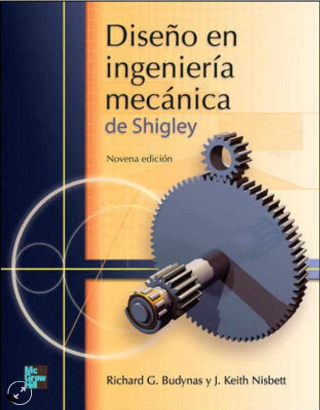 Diseño en ingeniería mecánica de Shigley 9Ed en pdf