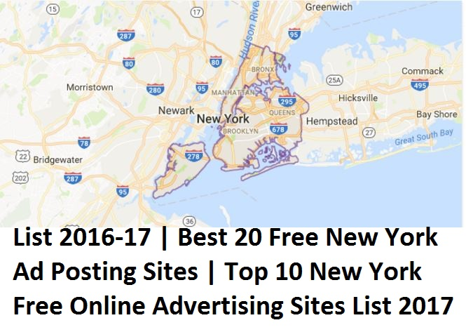 Top 25+ Free New York Classifieds Sites 2019   Best Post