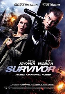 Survivor (2015) เกมล่าระเบิดเมือง [ซับไทย]