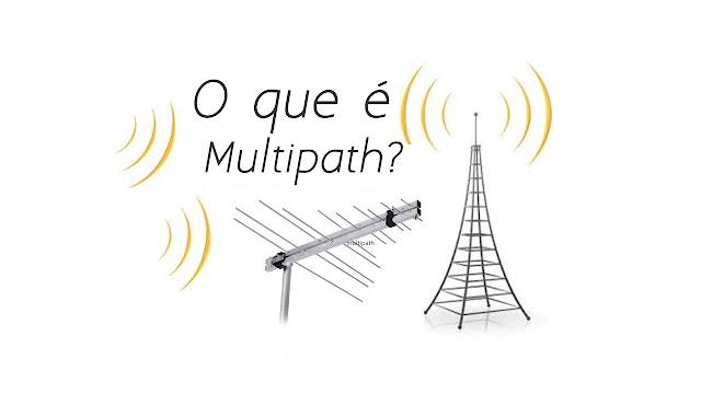 Interferência de multipath
