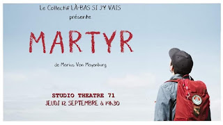 Affiche Martyr