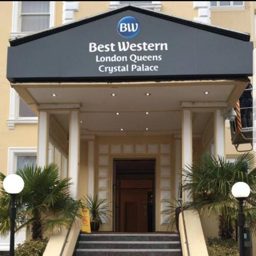 Best Western London Queens Crystal Palace