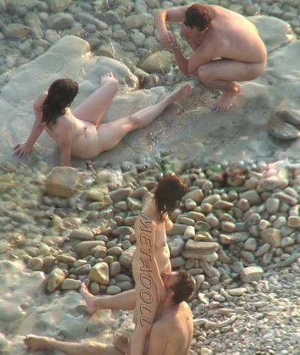 BeachHunters Sex 18729-18873 (Nude beach sex caught on spycam)