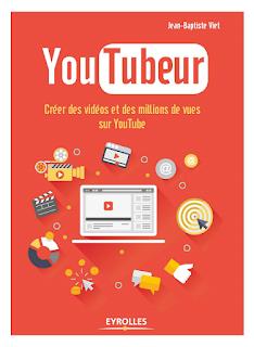 Concours (10 ans) : le livre YouTubeur de Jeanviet à gagner !