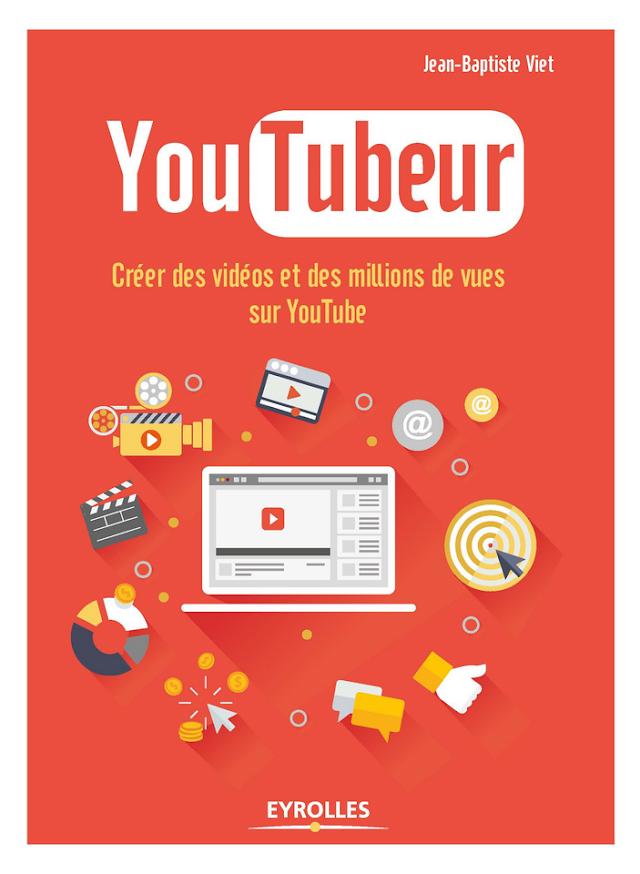 Concours (10 ans) : le livre YouTubeur à gagner !