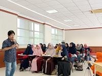 Jakarta Islamic Centre Broadcasting School Angkatan ke 7, hari ini Gelar Stadium General