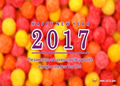 Happy New Year 2017 Images Messages