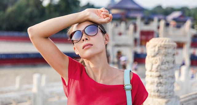 9 μυστικά για να σταματήσεις τον υπερβολικό ιδρώτα