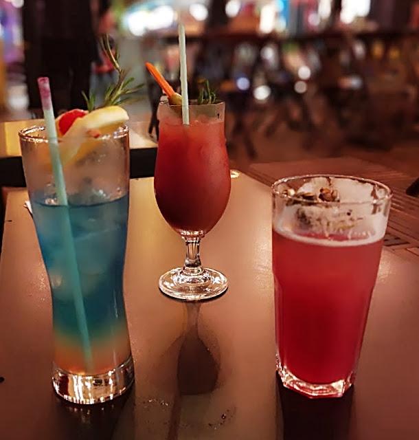 Fabrica Drinks: Gastrobar na Rua Augusta