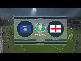 Англия – Косово смотреть онлайн бесплатно 10 сентября 2019 прямая трансляция в 21:45 МСК.