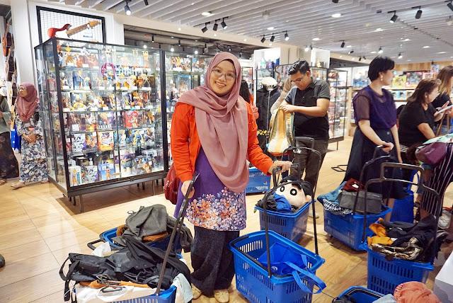 J-Hunt The Mottainai Store Kini Dibuka Di Subang Jaya