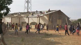 Ngeri! Aksi Demontrasi Nigeria Ditunggani Penjahat, Gudang Pangan Pemerintah Dijarah