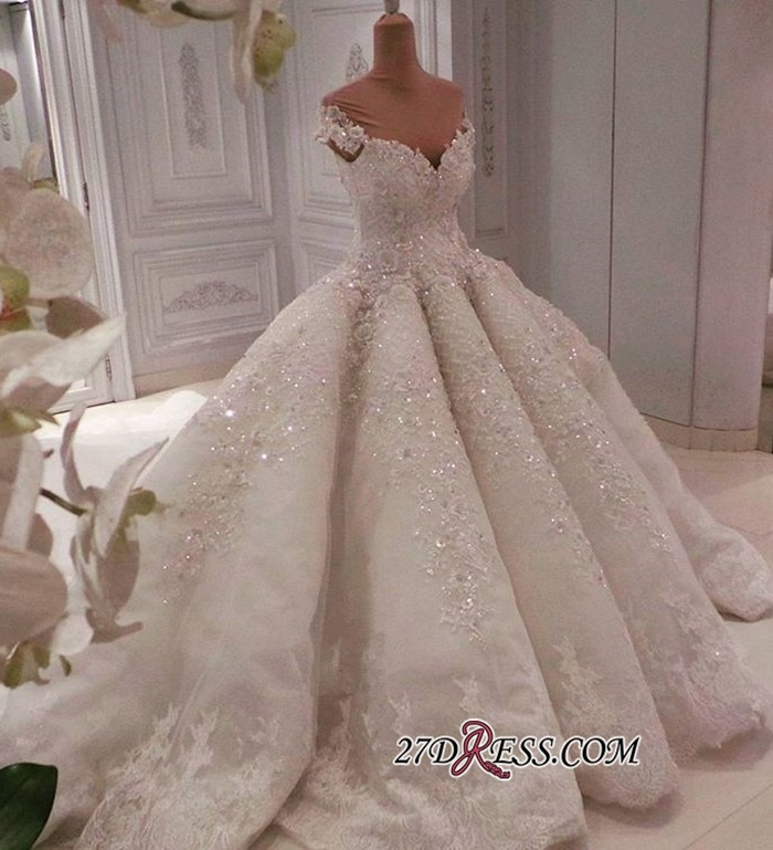 https://www.27dress.com/p/glamorous-sweetheart-cap-sleeves-beaded-long-lace-appliques-wedding-dress-108841.html