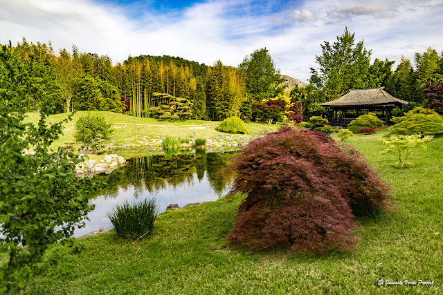 Jardín Japonés de la Bambouseraie en Cevennes, Francia por El Guisante Verde Project