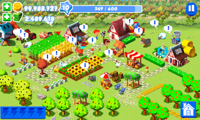 Download Green Farm3 v4.0.6 Mod Money