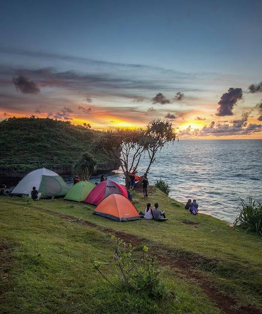 Tempat Camping Di Gunung Kidul