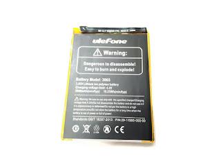 Baterai Ulefone Armor 5 Original 100% 5000mAh