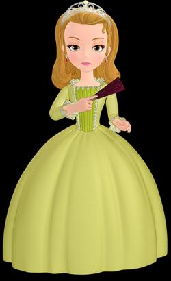Princess Amber description