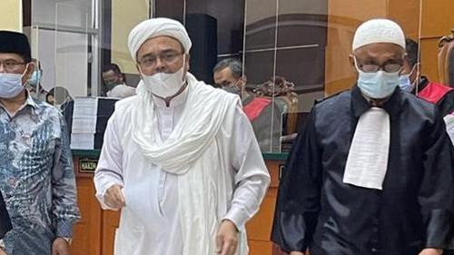 Habib Rizieq Sebut Bima Arya Tak Punya Etika: Saya Sakit Dijadikan Panggung Politik