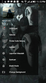 Download BBM MOD ChangeBackground Azora Apk 3.2.0.6 Terbaru