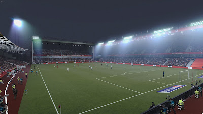 PES 2021 Stadium The City Ground