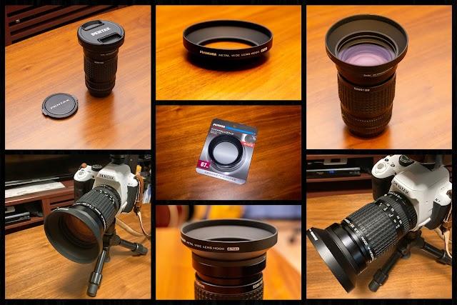 HAKUBA KWMH-67 汎用レンズフード