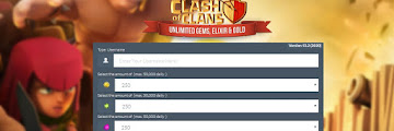 clash of clans unlimited gems hack