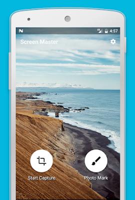 مسجل الشاشه - تحميل برنامج تصوير الشاشة فيديو للاندرويد , تطبيق Screen Master Pro كامل للأندرويد