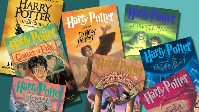 which harry potter book defines your personality