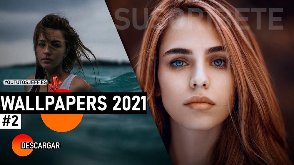 Descargar Pack de Wallpapers 2021 #2