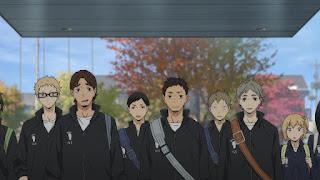 ハイキュー!! アニメ 2期14話 烏野高校 | HAIKYU!! Season 2 Episode 14
