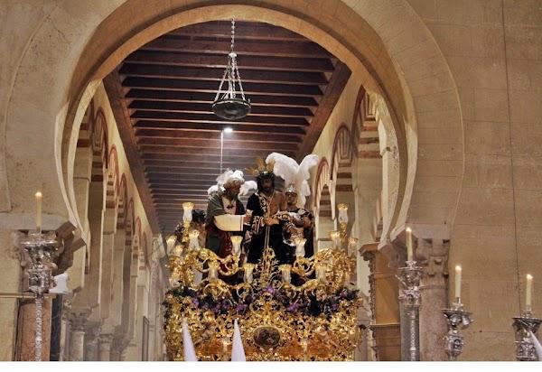 Horarios e Itinerarios del traslado de Humildad para la Exposición Magna de Córdoba