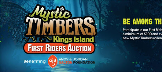 Support Mystic Timbers First Rider Auction