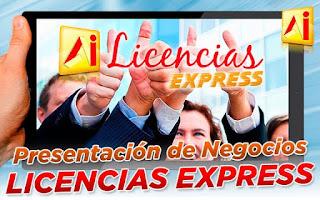 Licencias Express de AmarillasInternet