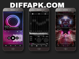 Poweramp Music Player Apk v3-build-884 [Latest]