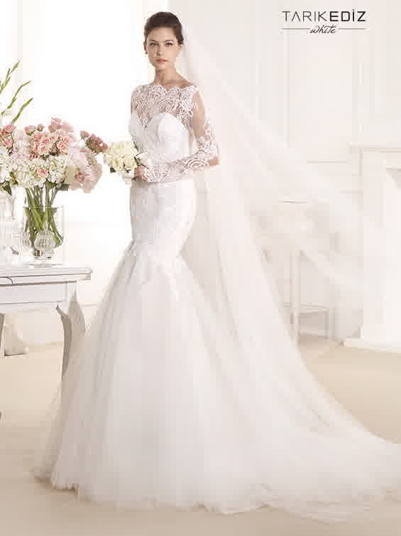 Keep On Track To Choose Latest Winter Wedding Dresses 2016 That Ropriate Also Suitable For Modern Brides Considered With Certain Sleeves And Lace
