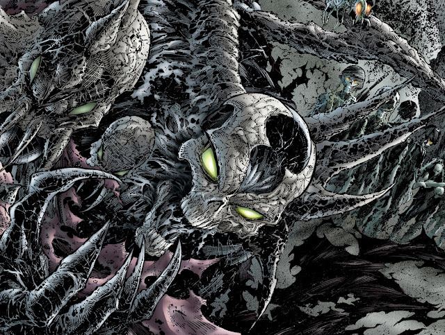 spawn armageddon comics