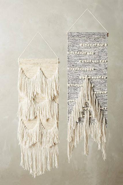 tapiz woven wall hanging