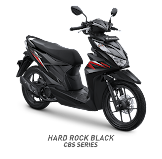 Honda Beat Hard Rock Black