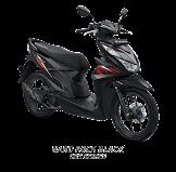Honda Beat Hard Rock Black